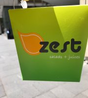 Zest Salad & Juices