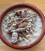 Cream and Porridge