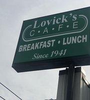 Lovick's Cafe