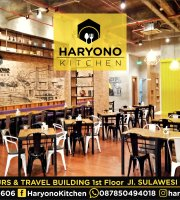 Haryono Kitchen