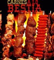 Carnes a lo Bestia