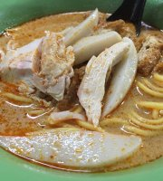 Ping Ping Curry Noodle