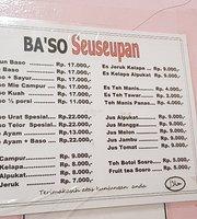 Ba'so Seuseupan