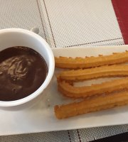 Crepes 'n Churros
