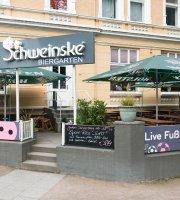 Schweinske in Bahrenfeld