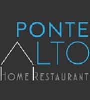 Home Restaurant Ponte Alto