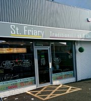 St. Friary fish & chips