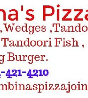 "Pembina""s Pizza Joint"