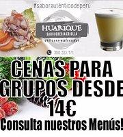 Huarique Sangucheria Criolla