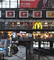 McDonald's im Hauptbahnhof