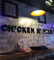 O Chicken & Beer