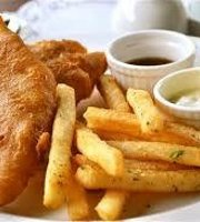Simpleton's Fish and Chips