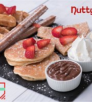 Nutty - Creperia & Iogurteria
