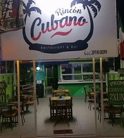 restaurante rincon cubano pool -bar