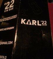 Karl 22 Gin Bar