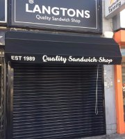 Langtons sandwich shop
