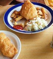 New Wasaga Halibut Fish and Chips