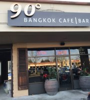 ‪90° Bangkok Cafe & Bar‬