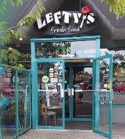 Lefty's Pizza Fresh