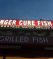 Hunger Cure Fish & Chip Kebab