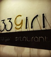 33 Giri Burger Restaurant
