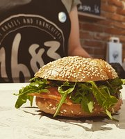 1683 Handmade Bagels & Farm Coffee