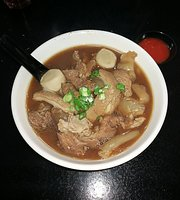 Yung Kee Beef Noodles 庸记牛腩面
