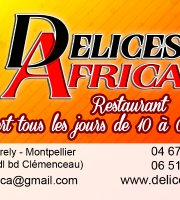 Restaurant Delices AFRICA