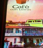 Cafe con Letras