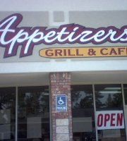 ‪Appetizers Grill and Cafe‬
