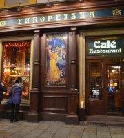 Daft Cafe Plac Europejski