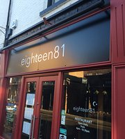 Eighteen81 Turkish Restaurant