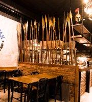 The Spartan - Burger and Souvlaki Bar