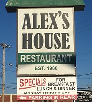 Alex's House Restaurant