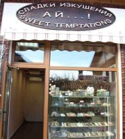 Sweet Temptations- Sweet Shop