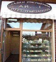 Sweet Temptations- Sweet Shop