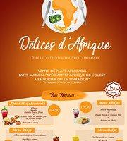 Délices D'Afrique Amiens