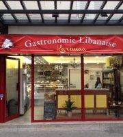 Gastronomie Libanaise Karimaa