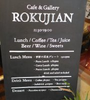 Cafe Gallery Rokujian