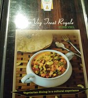 The Veg Treat III-The Royale Banquets