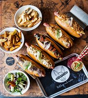 Dogfather Hotdogs & more