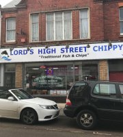 Lord's High Street Chippy
