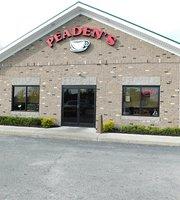 Peaden's Grill & Cafeteria