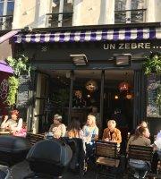 Un Zebre a Montmartre