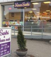 Nina's Sushi Sem