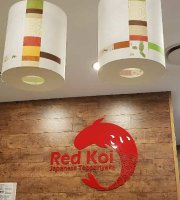 Red Koi Teppanyaki and Sushi