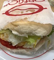 Oregon Hamburger