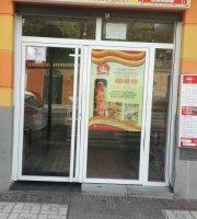 3En1 Kebab Burger Pizza
