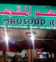 Al Maqsood Restaurant