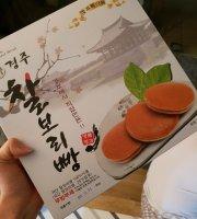 Gyeongju Barley Bread